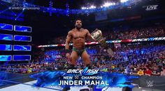 Jinder Mahal: Don't Hate What You Begged For  Jinder Mahal was a jobber one month prior to his WWE Championship win. There's no easy way to say it he was just losing every match. Then he's traded to SmackDown and suddenly wins a number one contender match for Randy Orton's WWE Championship. We've seen this a thousand times before. Random jobber wins a championship shot and then just gets dominated. That's not what happened this time.  Jinder took that one moment and ran with. He stole the…