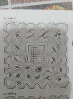 Crochet Art, Thread Crochet, Crochet Doilies, Crochet Stitches, Crochet Patterns, Filet Crochet Charts, Cross Stitch Bookmarks, Chrochet, Knitting