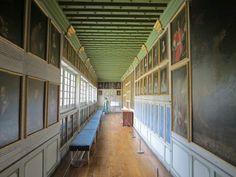 Gallery, Château de Bussy-Rabutin