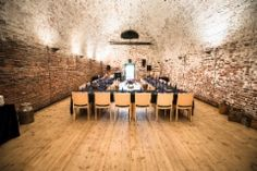 Hevosenkenkäpöytä Conference Room, Album, Table, Furniture, Home Decor, Decoration Home, Room Decor, Tables, Home Furnishings