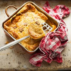 Omelette aux oignons, boudin et châtaignes Omelettes, Le Boudin, Macaroni And Cheese, Treats, Breakfast, Ethnic Recipes, Food, Onions, Kitchens
