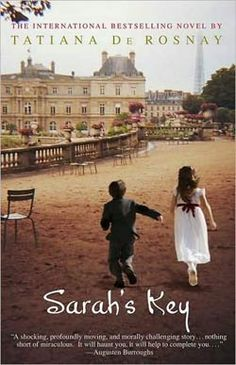 Sarah's Key by Tatiana de Rosnay great book! Gives a different  look into the holocaust