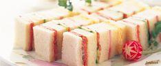 Little sandwiches 赤トンボのサンドイッチ
