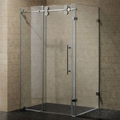vigo shower doors. VIGO 36 X 60 Rectangular Shower Enclosure VG6051CHCL60 Vigo Doors