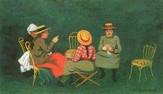 Album Archive - Art Nouveau and Pointillism Art Nouveau, Renoir, Lausanne, Felix Vallotton, Pointillism, Art Reproductions, Impressionist, 19th Century, Fine Art