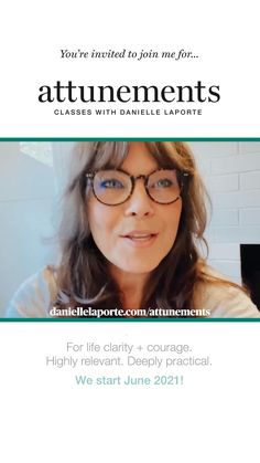 Danielle Laporte, Youre Invited, Real Talk, Self Help, Mental Health, Spirituality, Tips, Mindfulness, Events