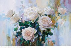 Roses. Winter