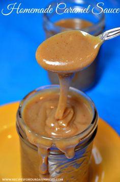 Homemade #Caramel #Sauce