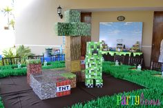 Kid Inspiration - All for the Boys - MinecraftParty!