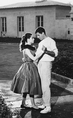 Cinderfella (1960) starring Jerry Lewis and Ana Maria Alberghetti <3 one of my favorite old movies :)