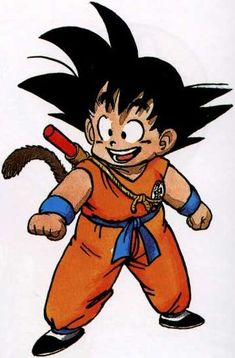 """""""That blank, innocent stare..."""" One of my favorite lines from Battle of Gods. Little Goku from Dragon Ball!"""