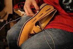 Arte Italiana- fare le scarpe in pelle pregiata