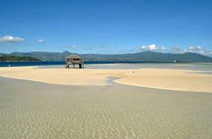 Manjuyod Sandbar, Negros Oriental