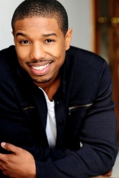 Michael B. Jordan I decided this morning while watching him on Parenthood that I'm going to make an IG page and keep posting my # on his page til he calls me or calls the police on me lol. He's just adorable to me.