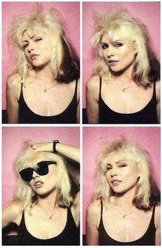 """Debbie Harry """"Blondie"""""""
