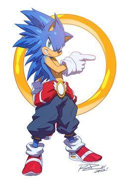 Sonic the Hedgehog (Character) Mobile Wallpaper - Zerochan Anime Image Board Hedgehog Art, Sonic The Hedgehog, Shadow The Hedgehog, Sonic Fan Art, Character Concept, Character Art, Character Design, Sonic Anime, Sonic Y Amy