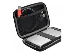 Case Logic Hard Drive Case PHDC (Black) with Lifetime Manufacturer's Warranty