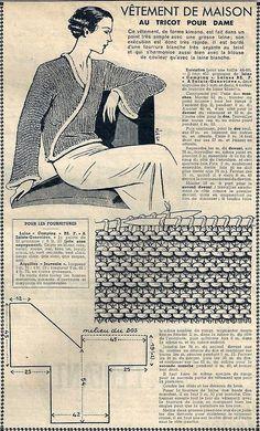 isabellurette:  Le Petit Écho de la Mode - 21 mars 1937