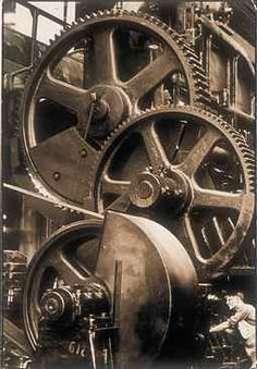 Margaret Bourke-White (United States, 1904-1971), Chrysler: Gears, 1929
