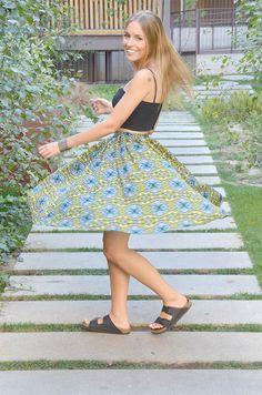 Vuelve MFShow Women 8-9-2014 #kissmylook Falda: Stradivarius Crop top: Mango Sandalias Birkenstock