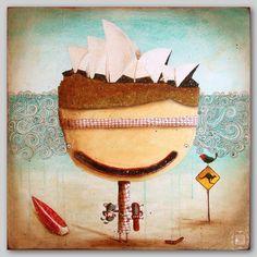 http://www.behance.net/gallery/paintings-III/1386717