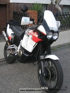 Honda Africa Twin RD04