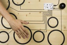 Create reliable sensors with Electric Paint and your Touch Board. Learn how affecting these parameters will impact your project