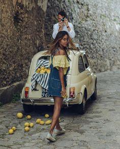 "JULIE SARINANA -Soludos (@soludos) on Instagram: ""These beautiful Ravello streets  - @sincerelyjules @kevinberruuu  @grantlegan…"""