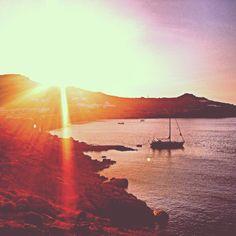 Mykonos Sunrise