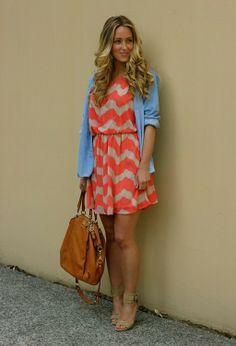 549126e7bb1f 25 Trendy Street Style Dresses for the Summer
