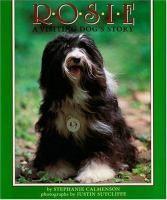 Rose, a visiting dog's story, by Stephanie Calmenson