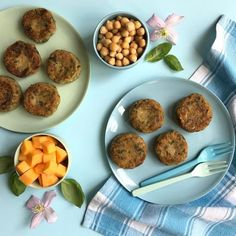 Dairy Free Tasty Sweet Potato, Spinach & Chick Pea Patties, perfect for baby led weaning and for all the family looking to make a meat swap.