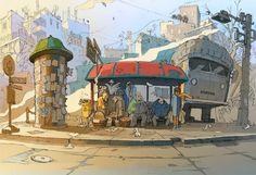 The Art Of Animation, Wojciech Ostrycharz -...