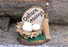 Ostara Blessings Ostara altar pagan altar by TheWitchChandlery