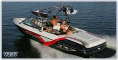 New Boats › Sanger Boats › Ski and Wakeboard Motor yacht › XTZ Sanger Boats, Ski Boats, Motor Yacht, Wakeboarding, Water Sports, Trees To Plant, Skiing, Hammocks, Things To Sell