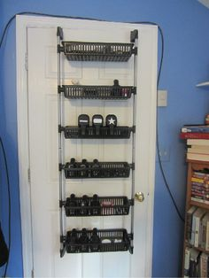1000 images about punches storage on pinterest punch for Craft punch storage ideas