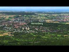 Rundflug über die Region Stuttgart