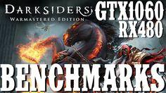Darksiders Warmastered Edition Benchmarks: RX480 vs GTX1060
