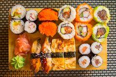 EHBS: Eerste hulp bij sushi maken