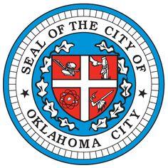 The Seal of Oklahoma City, Oklahoma