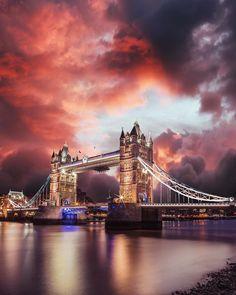 Tower Bridge, Tower Hamlets