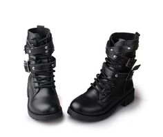 strappy_black_motorcycle_ankle_army_boots_buckles_boots_5.png