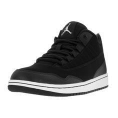 uk availability 84185 09e32 Nike Jordan Men s Jordan Executive Low Black White White Casual Shoe