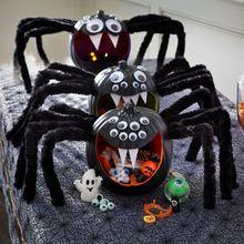 Jumbo Spider Halloween Table Décor