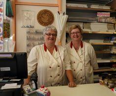 Bij Piece of Cake in Purmerend staan ze voor je klaar met het beste advies om een heerlijke taart te bakken.