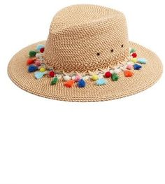 Women's Eric Javits Bahia Sun Hat - Beige