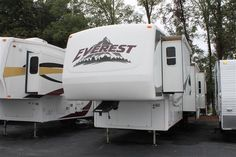 Used 2007 Keystone Everest 345S Fifth Wheel For Sale - Camping World RV Sales - Colfax