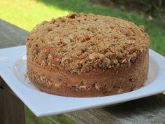 Buttermilk Streusel Coffee Cake