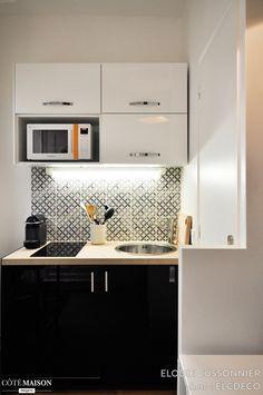 Kitchenette Ikea et autres mini cuisines au top   Plan de travail ...