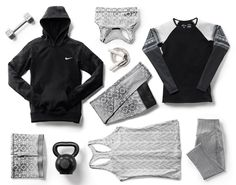 Mix the Nike Printed G87 Tank with any of these winter-ready classics #nike #nsw #training